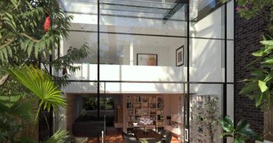 glass extension ideas UK