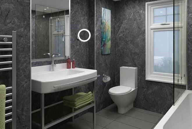 why chooose pvc bathroom panels